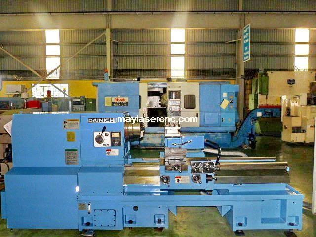 Máy tiện DAINICHI 01 | Máy phay CNC cũ