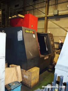 Máy phay CNC ROKU ROKU GR-878N