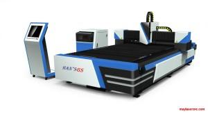 Máy cắt laser Fiber -GS-LFD3015