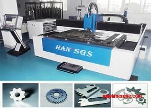 Máy cắt kim loại bằng sợi quang Máy cắt bằng sợi quang GS-LFD3015 500W 1000W 1500W