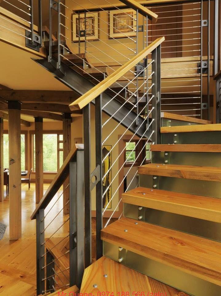 cầu thang 06|cắt gấp kim loại