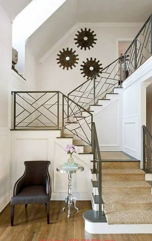 cầu thang 03|cắt gấp kim loại