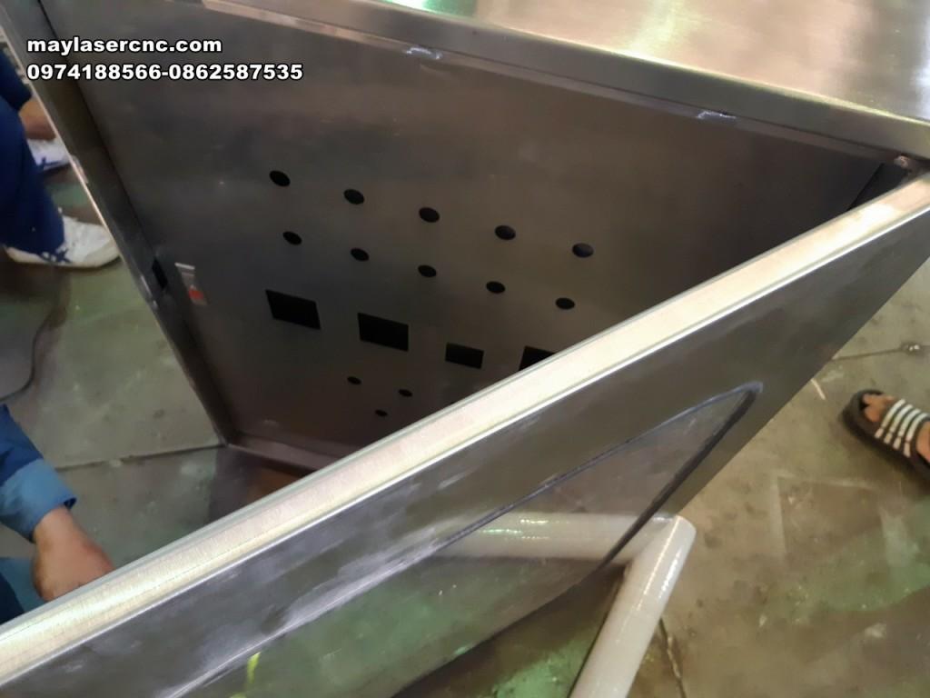 Tủ điện 05| cắt gấp cnc